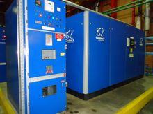 3x Quincy Air Compressors
