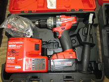 Milwaukee M18 Fuel 1/2in Drill/
