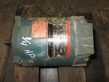 Reliance Electric A/C Motor, 1/