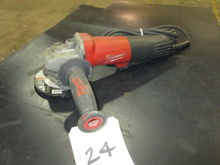 Milwaukee 4 1/2in Angle Grinder