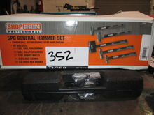 Shop Iron, 5 Piece General Hamm