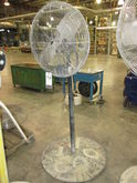 26in Industrial Fan, w/Stand
