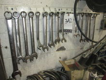 Lot Of Assorted C-Clamps, Close