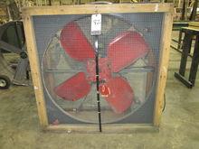 Industrial 42in Floor Box Fan,
