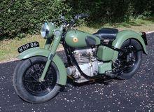 Sunbeam (1950) S7 Motorcycle