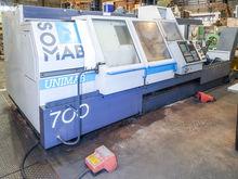 Somab Unimab 700 CNC Centre Lat