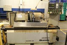 OKAMOTO CNC External Grinder