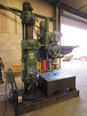 """Asquith 4' 6"""" Radial Drill"""