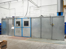 Richmond Spray Booths Metal Fab