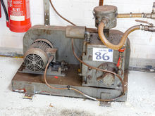 Vacuum Pump Unknown Make