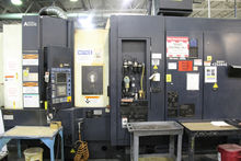 MAKINO A55E CNC Horizontal Mach