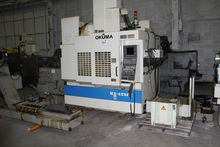OKUMA 3 Axis Vertical Machining