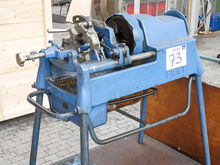 Piset 3S G Mobile Pipe Threadin