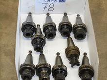 BT40 Tool Holders