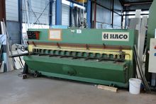 HACO Type TS 306 Hydraulic Guil