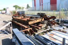 Stock of Raw Material and Scrap