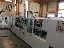 1998 Bobst Domino 165 II - A4 M