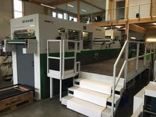 Used 2002 Bobst SP 1
