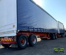 Used Truck Trailers For Sale In Johannesburg South Africa Talbert Equipment More Machinio