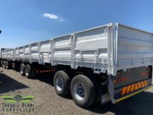 Used Flatbed Trailers For Sale In South Africa Machinio