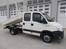 2014 Iveco DAILY 35C13 6+1 CASS