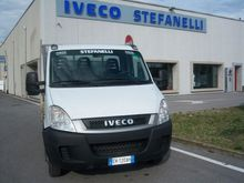 2011 Iveco DAILY 35C11 CASSONE