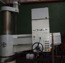 1988 Radial drilling machine WR