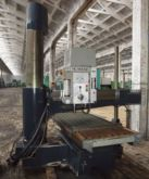 Richmond radial drilling machin