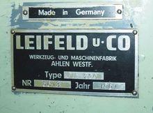 1961 PLB1200 extruder