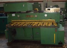 1983 Guillotine shears NG3C