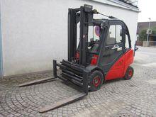 2009 Linde H 30 D-X393
