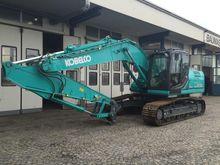 Used 2015 Kobelco SK