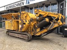 2005 Rubble Master RM 80 & OS 8