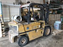 Used Caterpillar VC60 Forklift for sale | Machinio