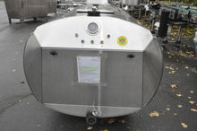 Used Cooling Tank 1.