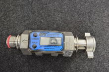 New flow meter to ca