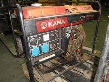 Used Kama Wuxi KM186