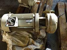 Pumpsystem 600 gpm 50 thd