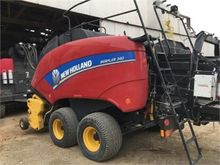 2013 NEW HOLLAND BIG BALER 340