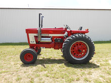 1974 Farmall 1468
