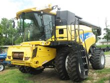 2007 New Holland CR9040 3128