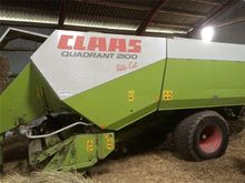 2004 CLAAS Quadrant 2100 RC
