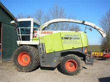 Used 2007 CLAAS Jagu