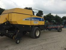 2007 New Holland  BB930A m. fas