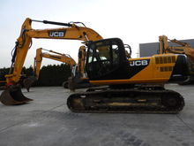 Used 2012 JCB JS200L