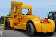 Used HYSTER H460C in