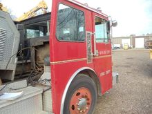 1986 PEMFAB TURCK E-ONE PUMPER