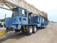 IDECO RIG Dismantled Vehicles
