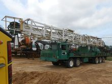 WILSON RIG Dismantled Vehicles