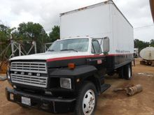 1984 FORD F700 Dismantled Vehic